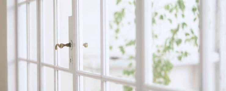 大阪の窓ガラス・サッシ・網戸クリーニング